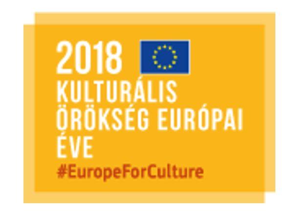 Kulturális Örökség Európai Éve 2018