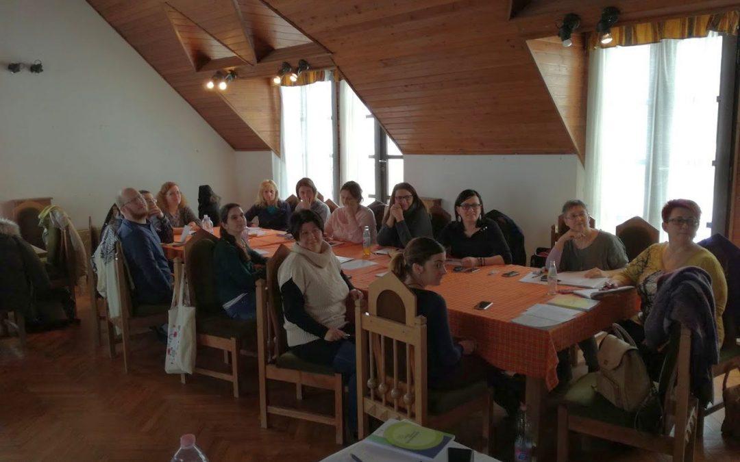 Elindultak A kulturális közösségfejlesztés gyakorlata 60 órás képzések