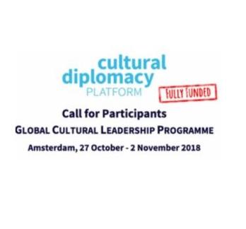 Nemzetközi Kulturális Vezetői Program – pályázat