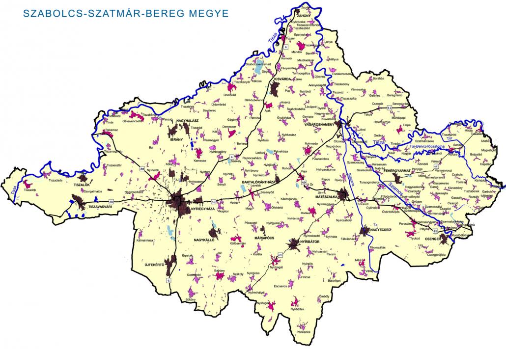 Szabolcs-Szatmár-Bereg megyébe indul a következő háromnapos tanulmányút