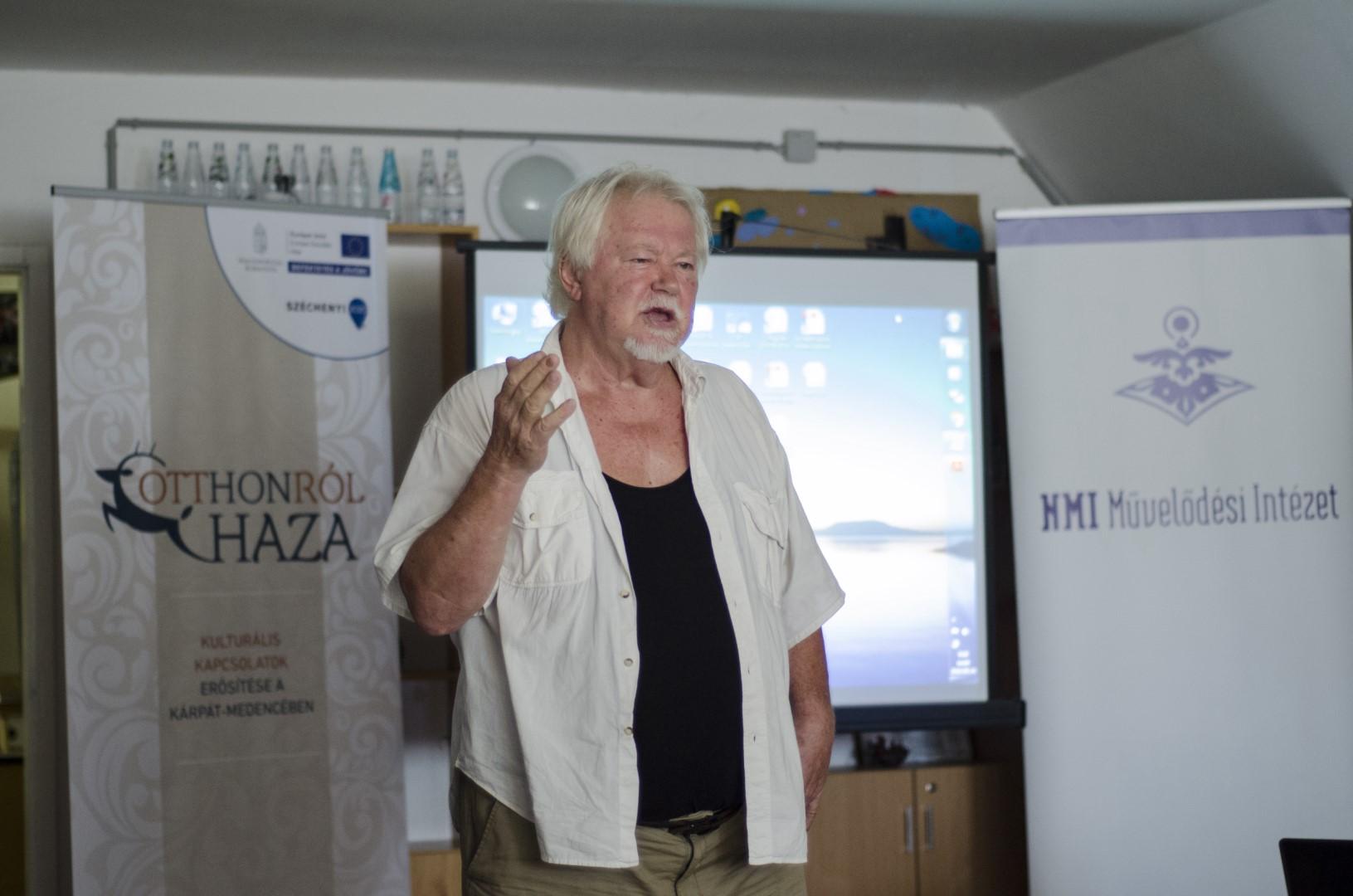 Vándorakadémia 2. nap Dr. Balázsi Károly