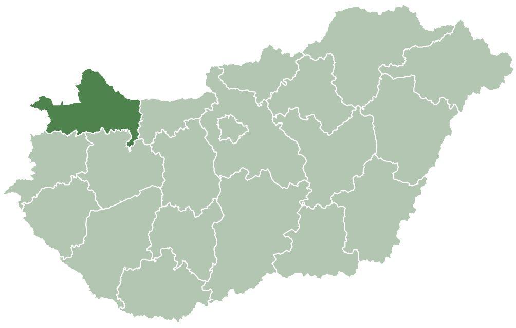 Háromnapos tanulmányút Győr-Moson-Sopron megyébe