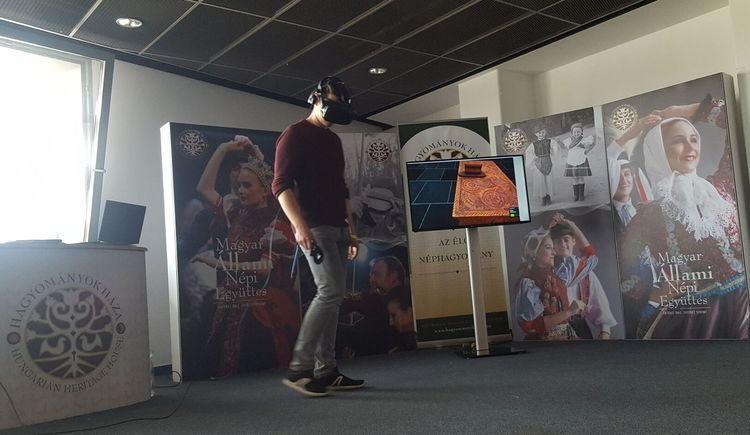 Virtuális Hagyományok Háza – Néphagyomány vs. VR