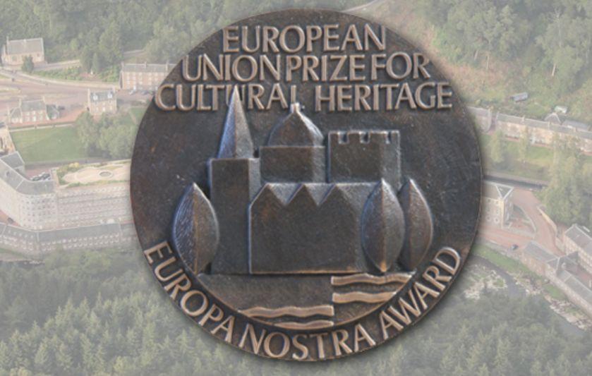Pályázat az Europa Nostra Díjakra