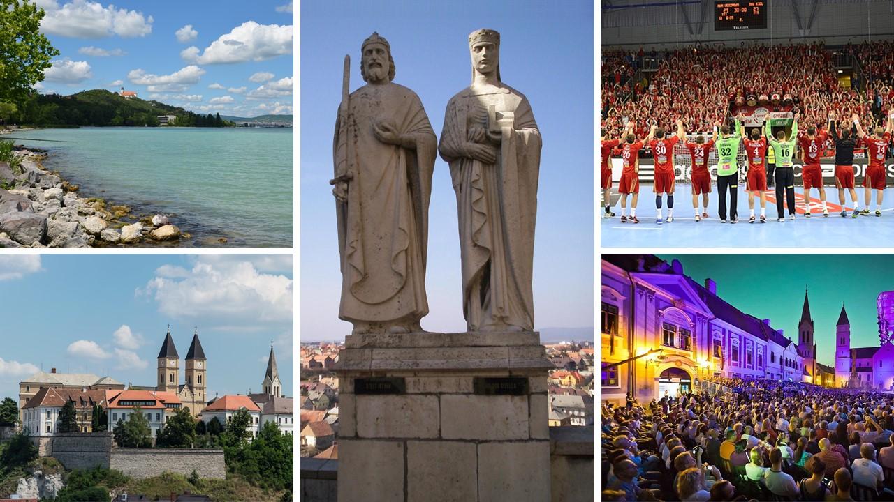 A műemlékek megyéje – Veszprém megyei tanulmányút