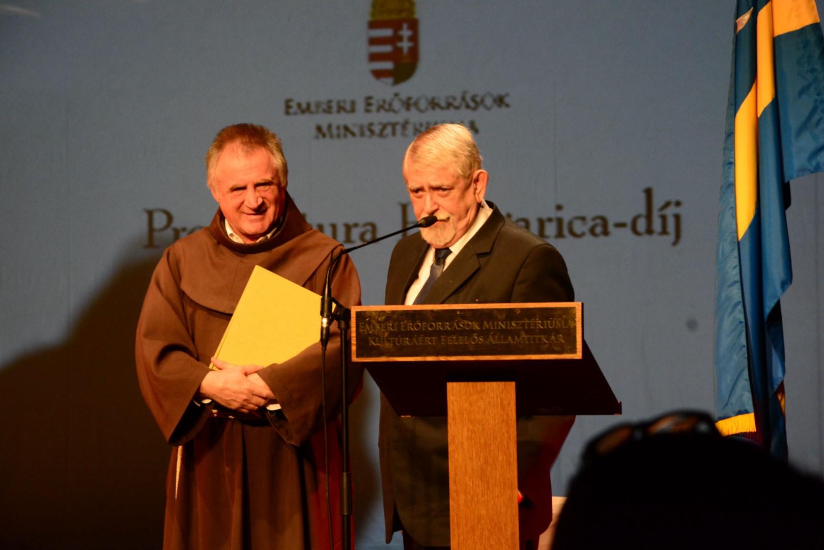 Kásler Miklós és Csaba testvér