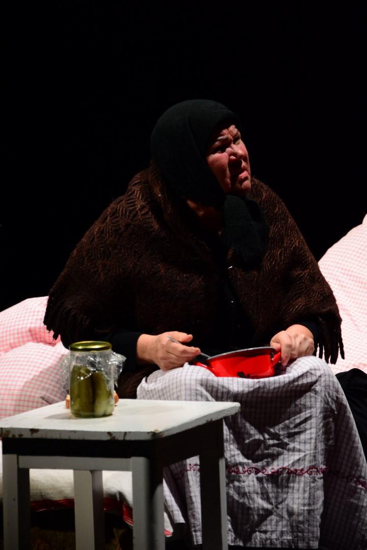 Pajtakör – Egyházasgerge Hagyományőrző Asszonyai: Galgóczi Erzsébet: Használt koporsó – színjáték egy felvonásban (Egyházasgerge, Nógrád megye)