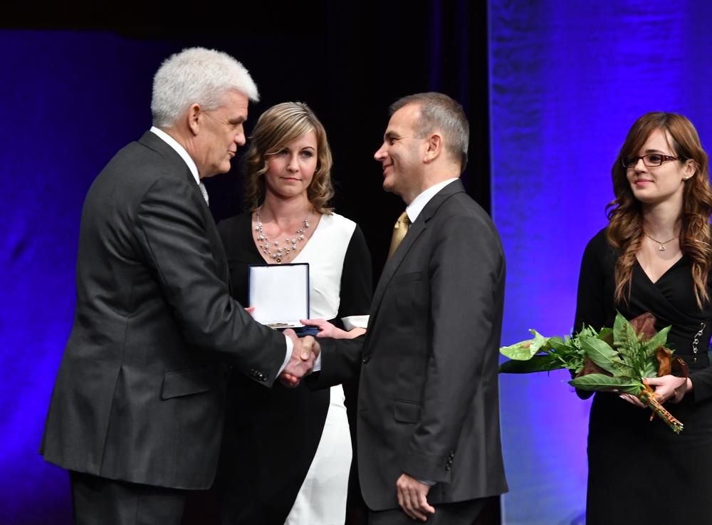 Kaposvári Gyula-díjat kapott az Aba-Novák Agóra