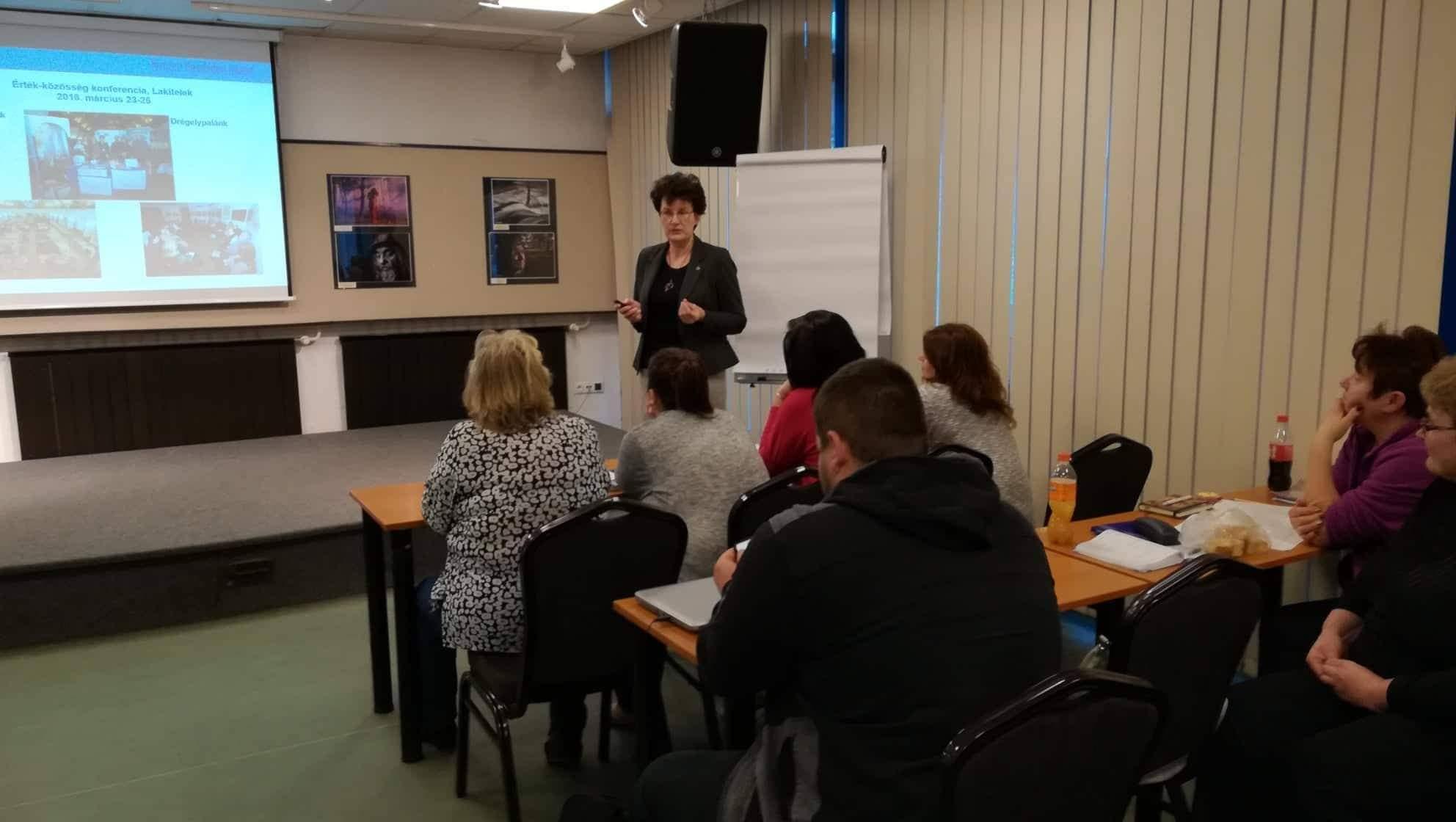 Útjára indult a közös szakmai tervezés és gondolkodás Nógrád Megyében