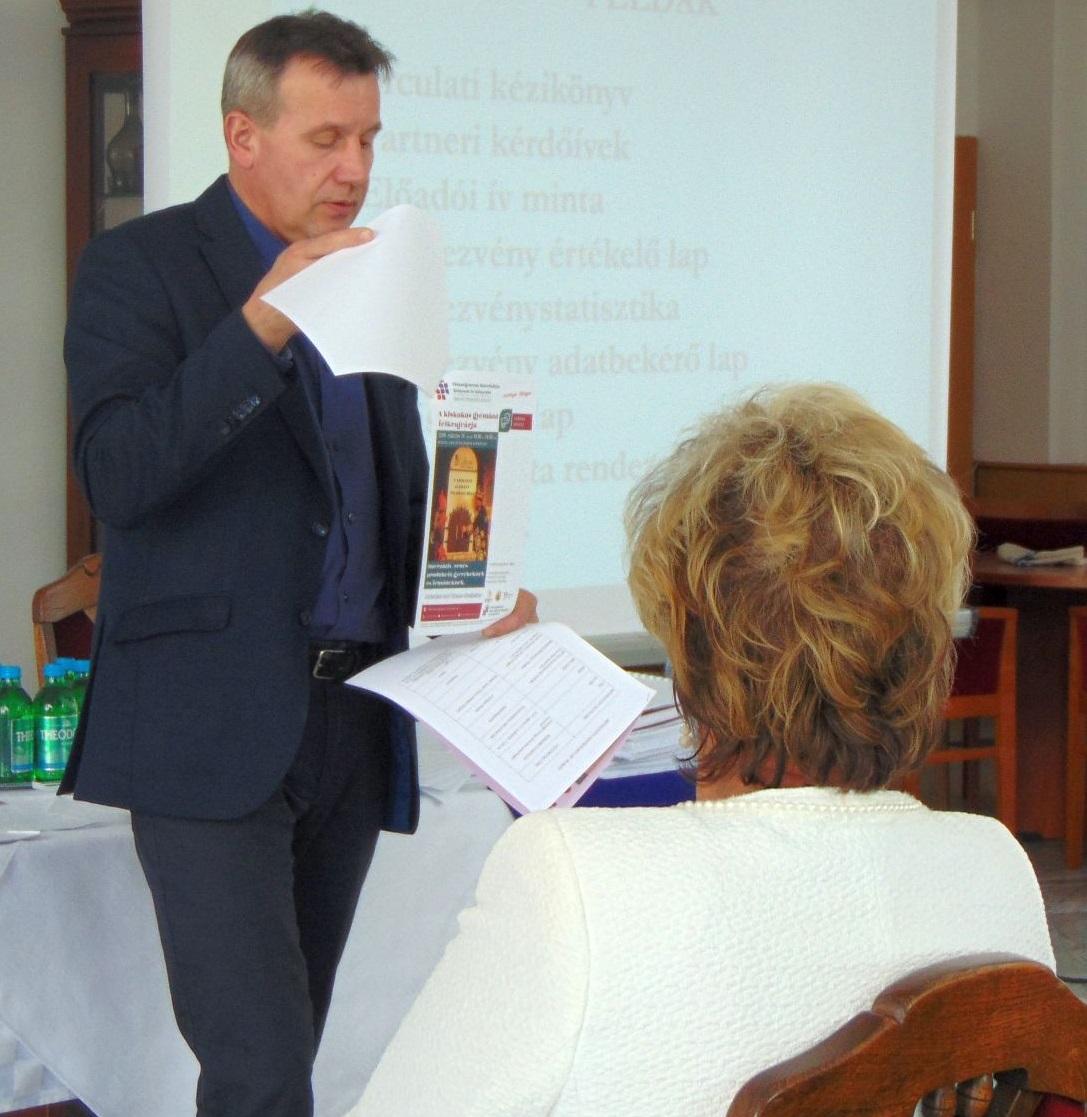 A leendő Minősített Közművelődési Intézmény Cím pályázói találkoztak Tokajban
