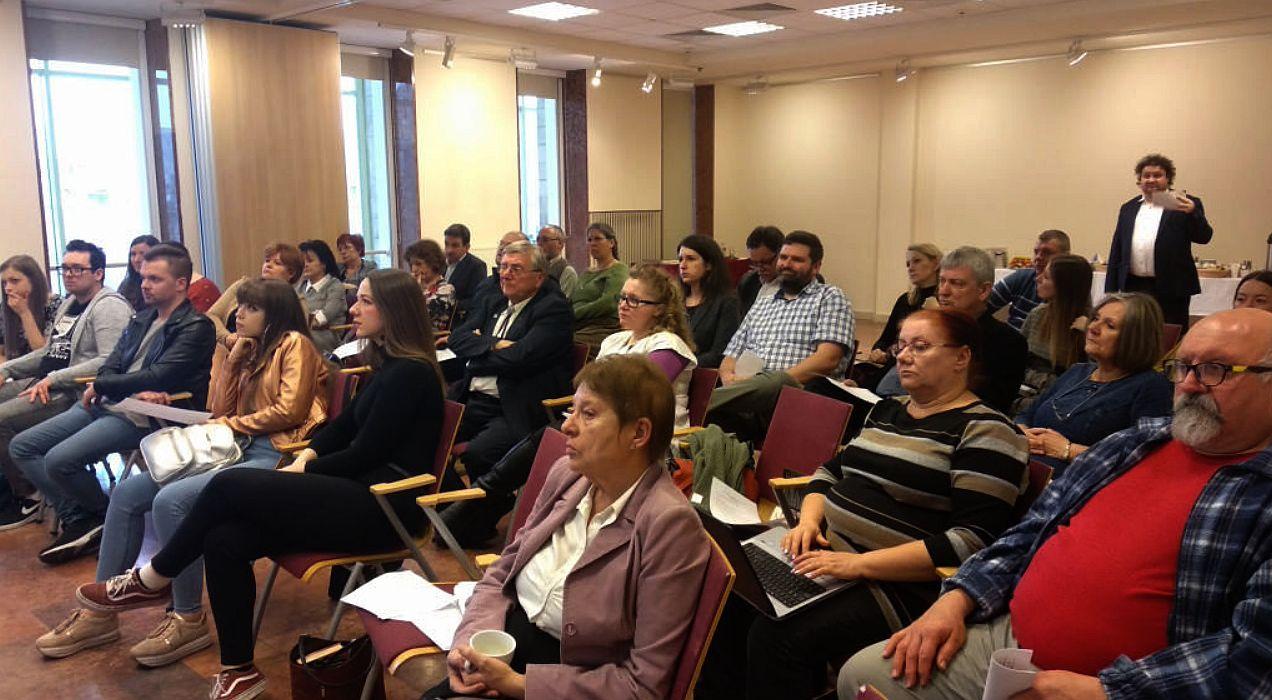 Kilencedik alkalommal találkoztak a kárpát-medencei kulturális szervezetek Kecskeméten