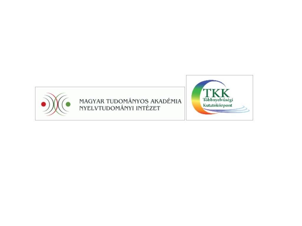 Magyarországi nemzetiségi körkép konferencia