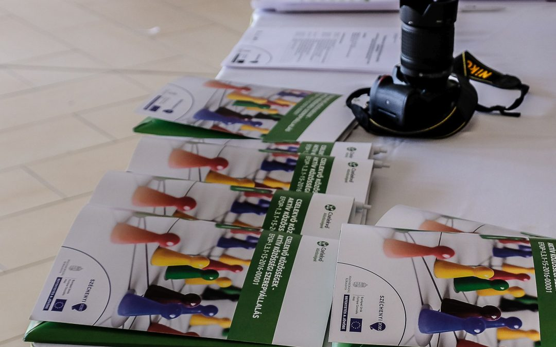 Partnerségben a közművelődéssel – nemzetközi konferencia
