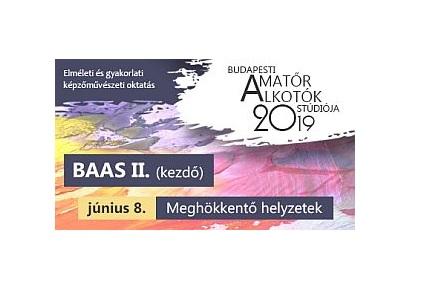 Budapesti Amatőr Alkotók Stúdiója