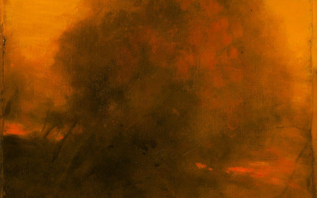 CREDO − Kárpáti Tamás festőművész kiállítása