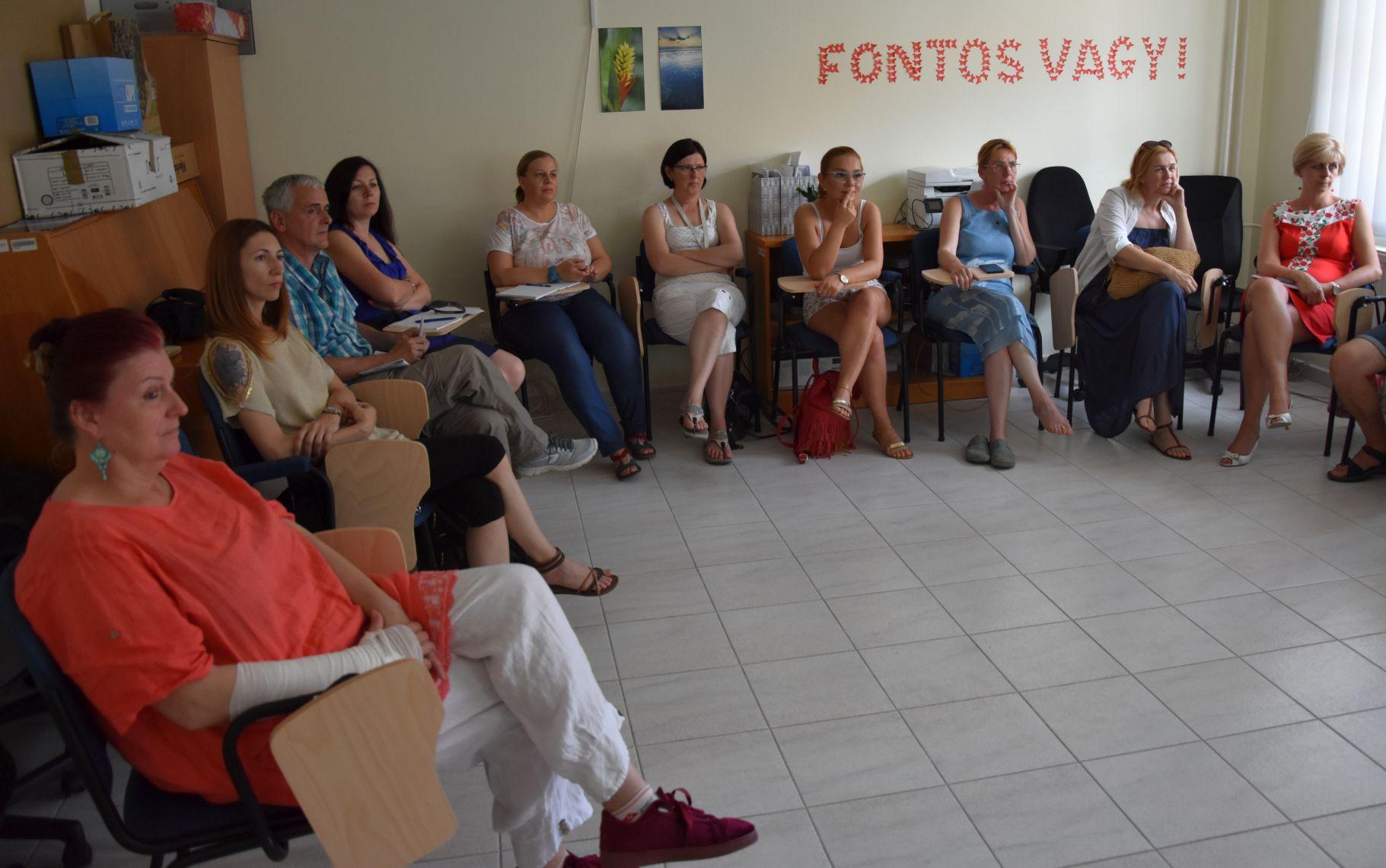 Mentorprogram Veszprém megyében