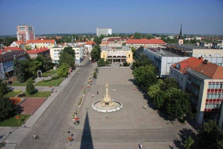Érsekújvár lett 2020 kulturális fővárosa