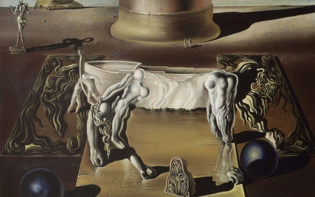 Megnyílt a szürrealizmust bemutató nagyszabású kiállítás a Magyar Nemzeti Galériában