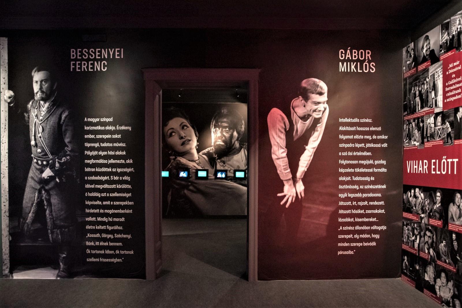 Hősök tere – Időszaki kiállítás emlékezik a színészlegendákra