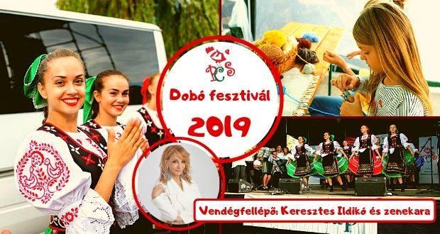 Dobó fesztivál és Keresztes Ildikó koncert