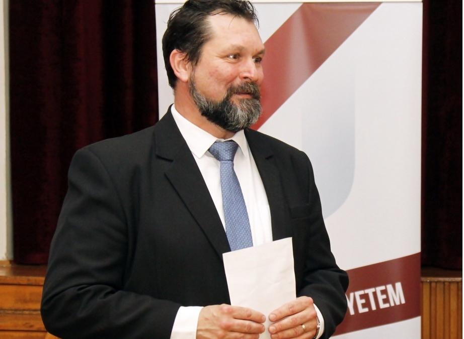 Dr. Fülöp Tamás a Neumann János Egyetem új rektora