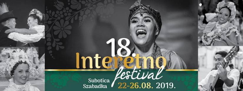 Szabadka: 18 éves az Interetno Fesztivál