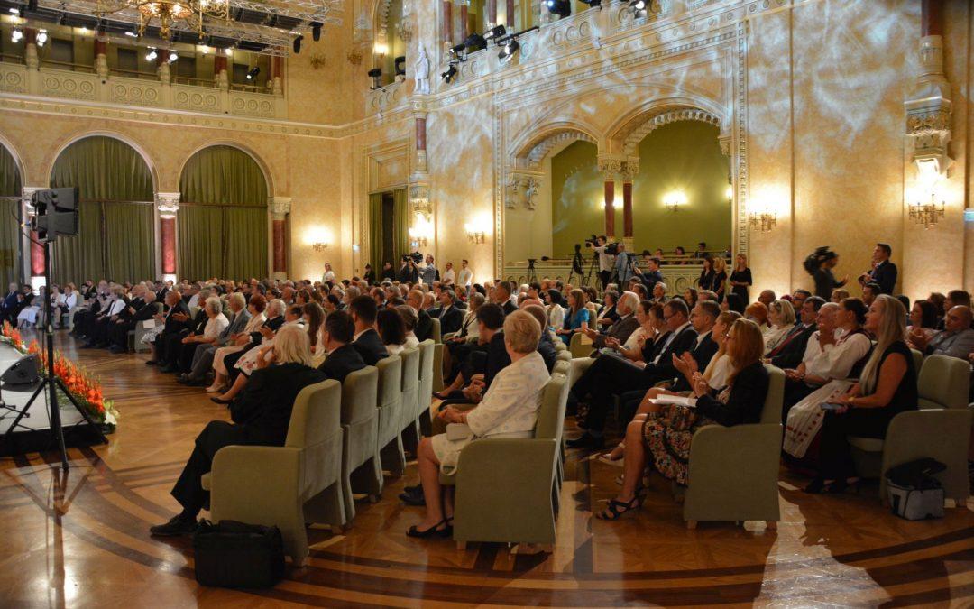 Állami kitüntetésben és elismerésben részesült a Nemzeti Művelődési Intézet több vezetője és szakmai partnere