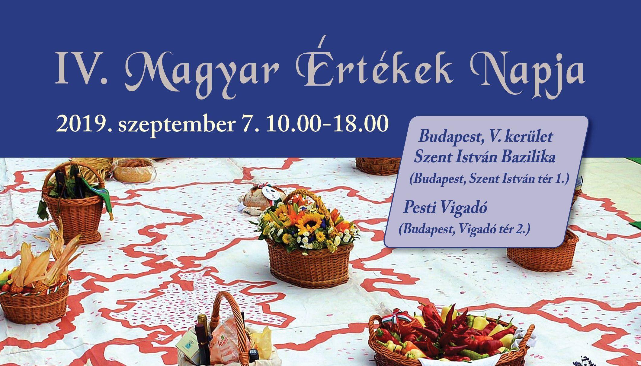 Konferenciával is kiegészül az idei Magyar Értékek Napja