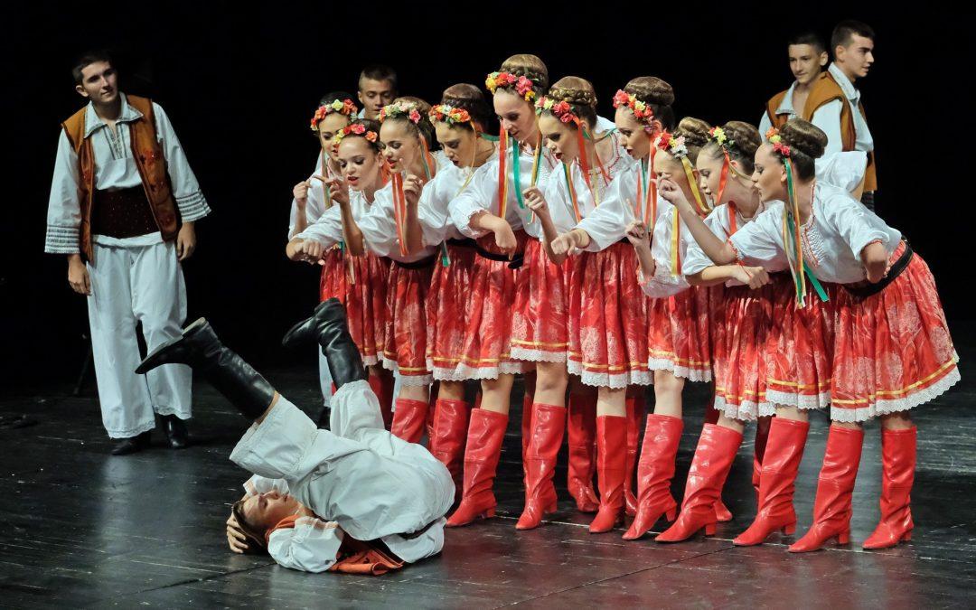 Minden Magyarok Nemzetközi XXV. Néptáncfesztiválja