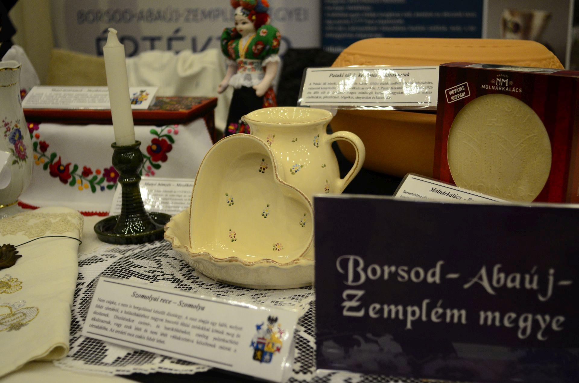 Borsod-Abaúj-Zemplén megyei értékasztal