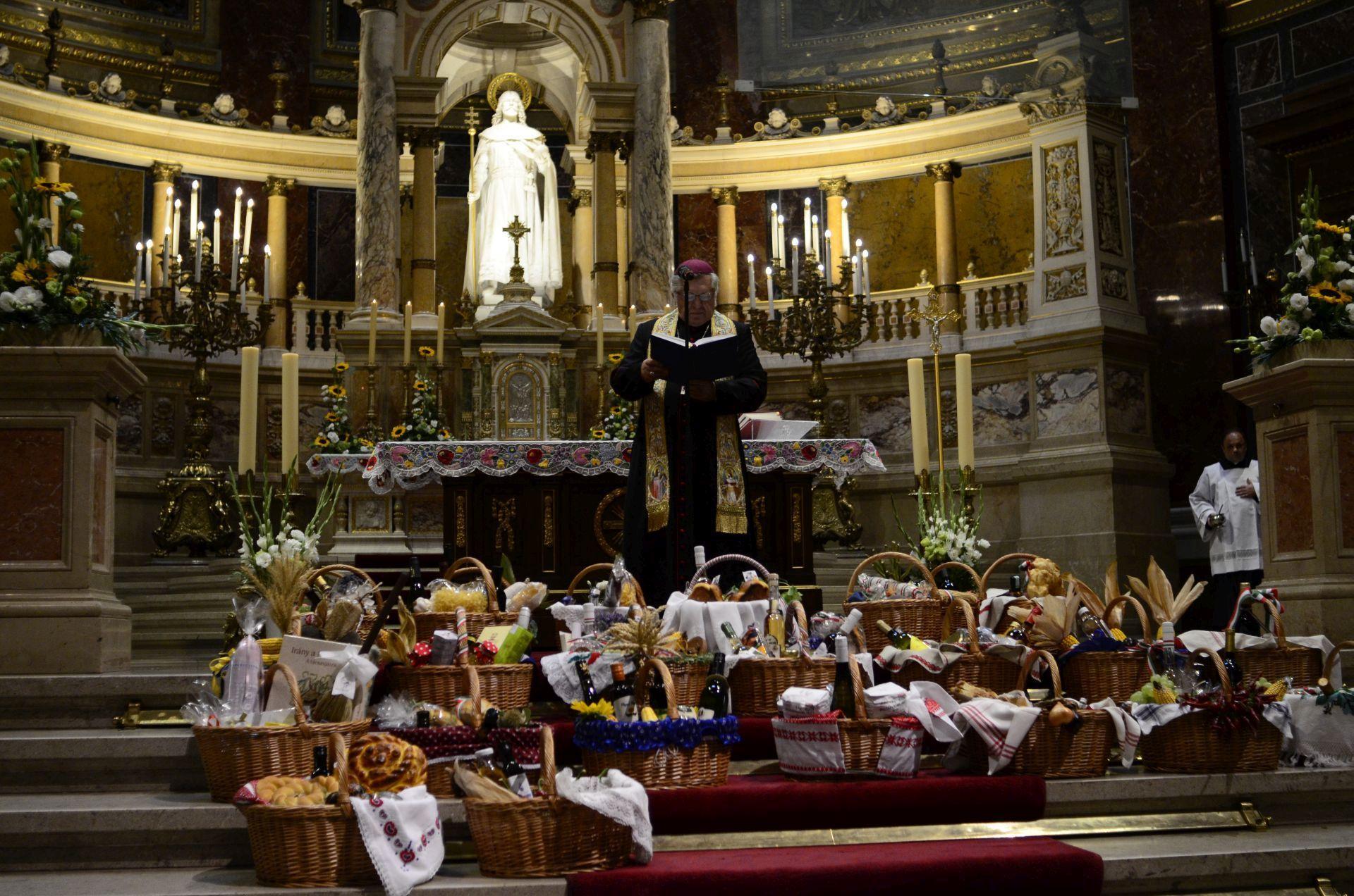 Katolikus áldás