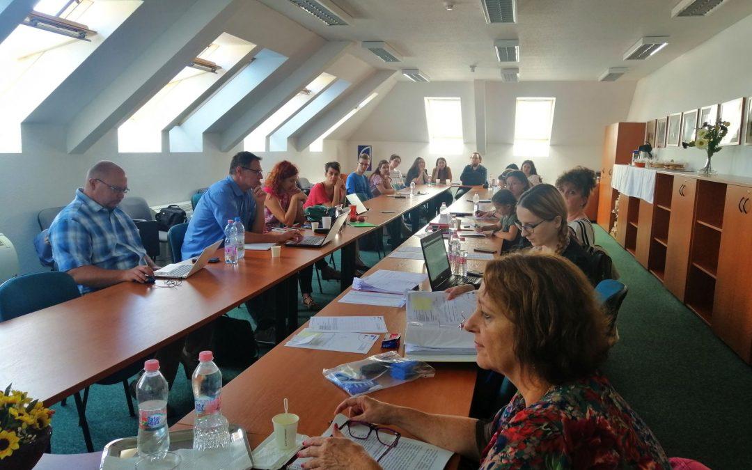 Közművelődési Tudományos Kutatói Program felkészítő nap Székesfehérváron