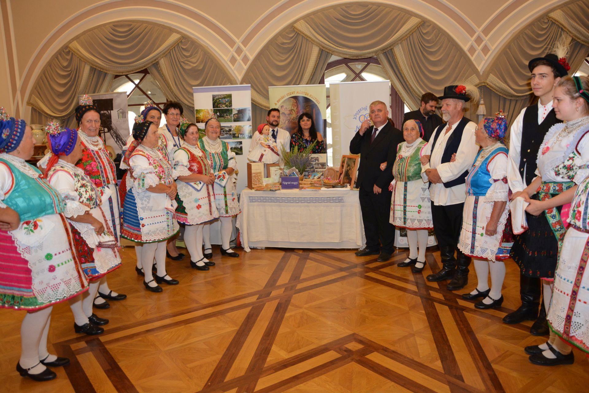 Nógrád megyei értékasztal