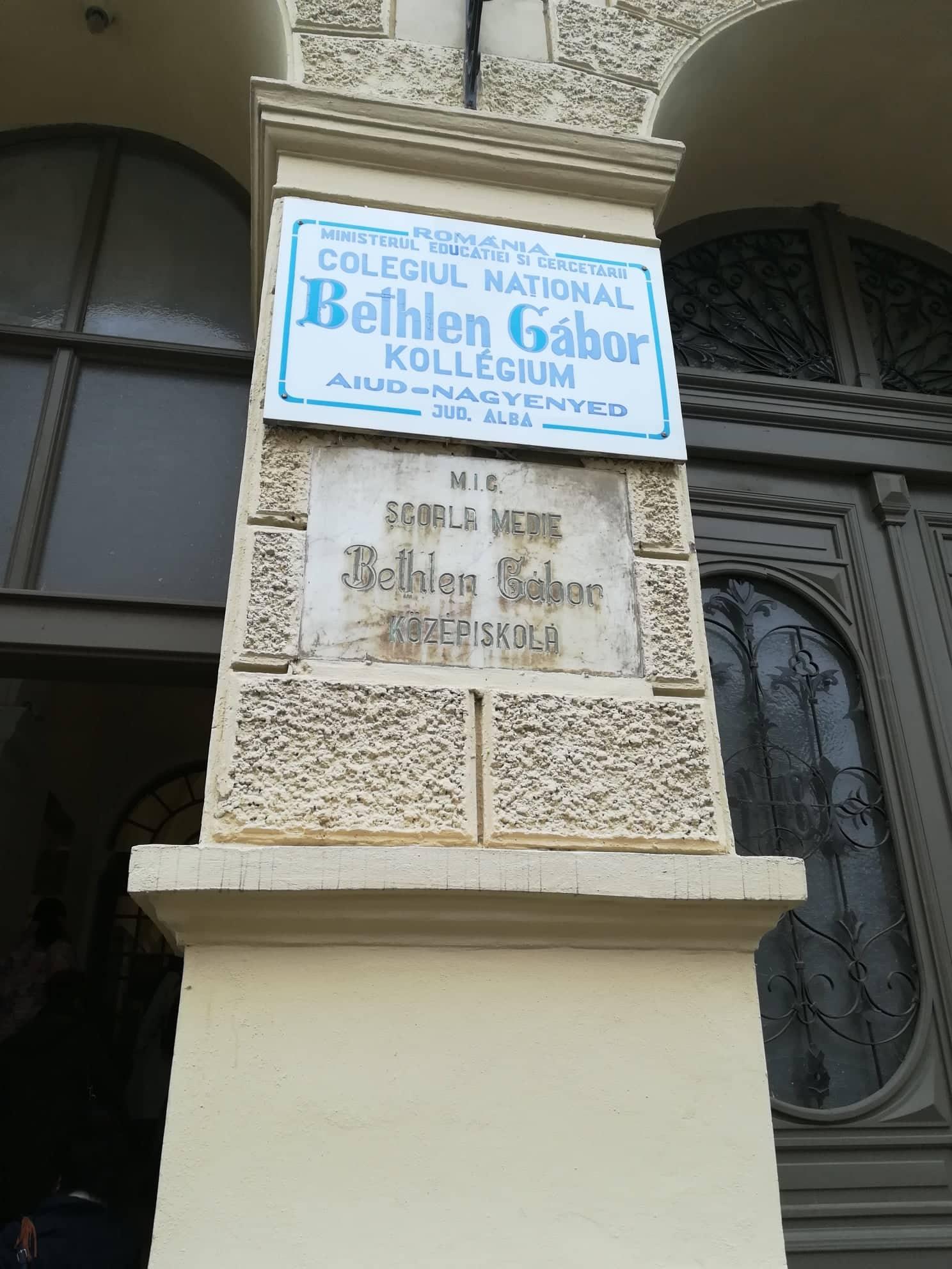 Nagyenyed, Bethlen Gábor Kollégium
