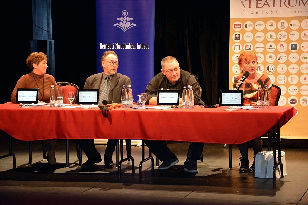 V. Pajtaszínház Program sajtótájékoztató és országos szakmai nap