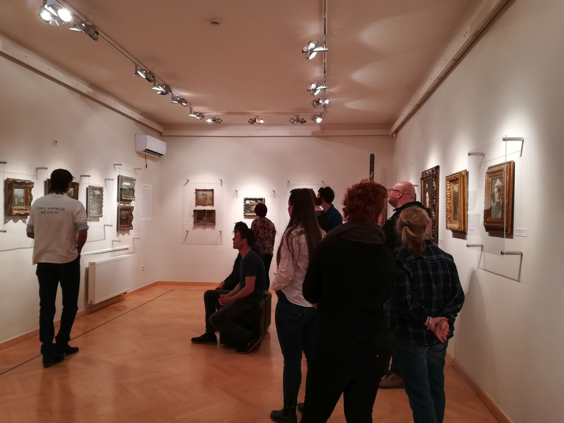 Szinyei Merse Pál életműkiállítás