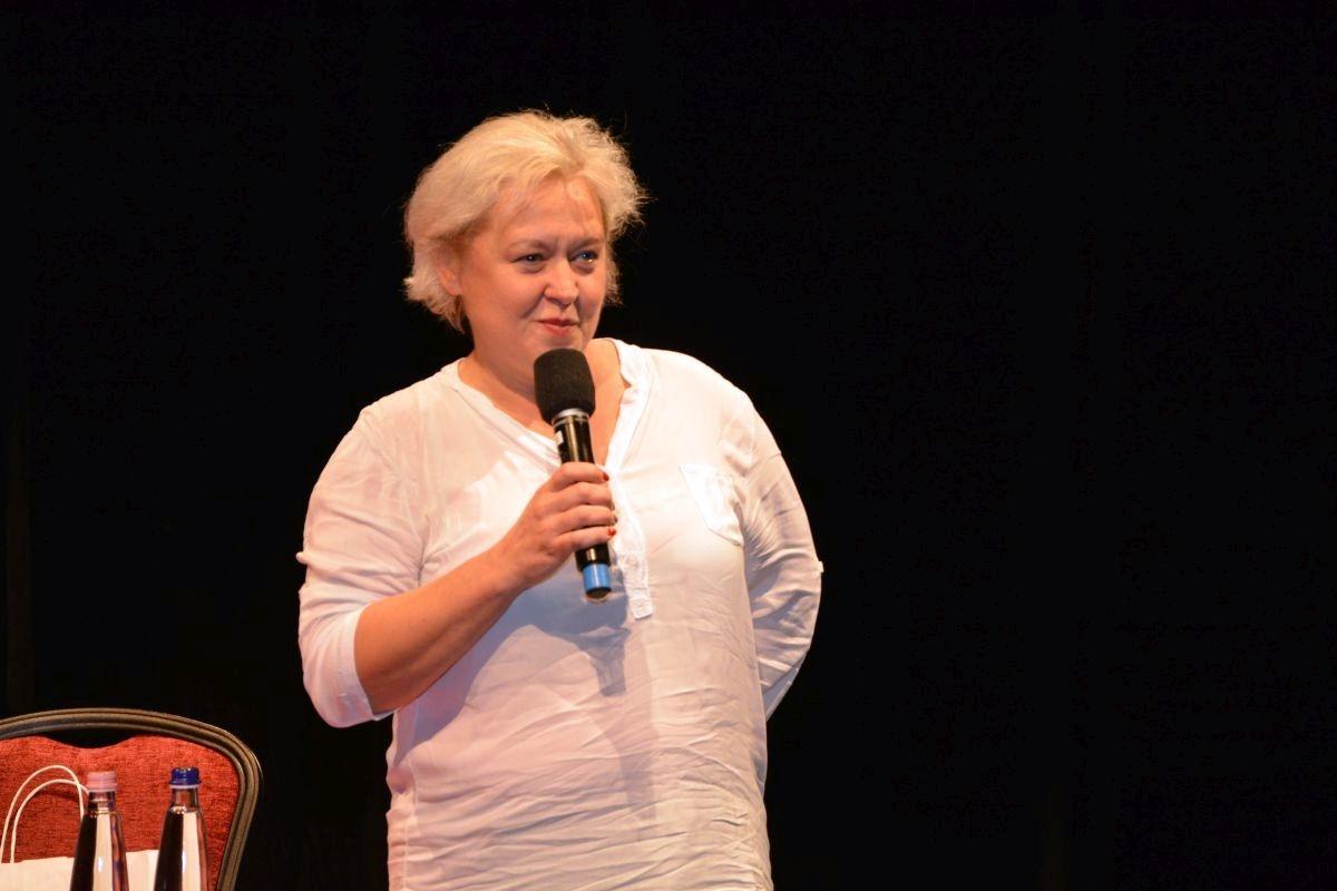 Nádasy Erika, a Miskolci Nemzeti Színház színművésze