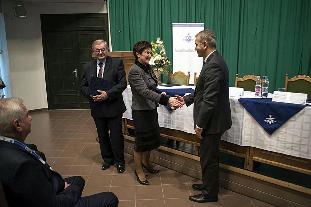 A Beke Pál-díjas Molnár Lajos Milán