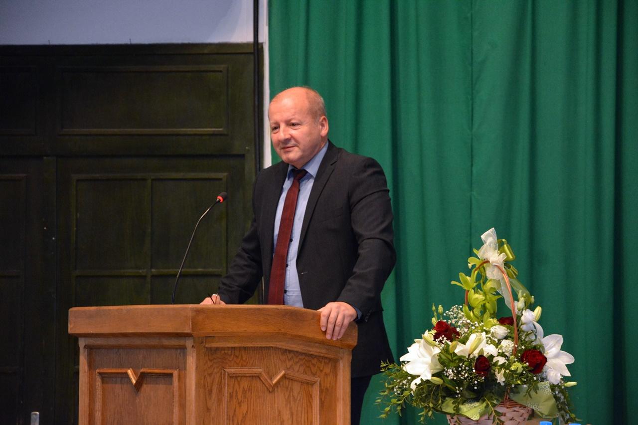 Dr. Simicskó István előadása