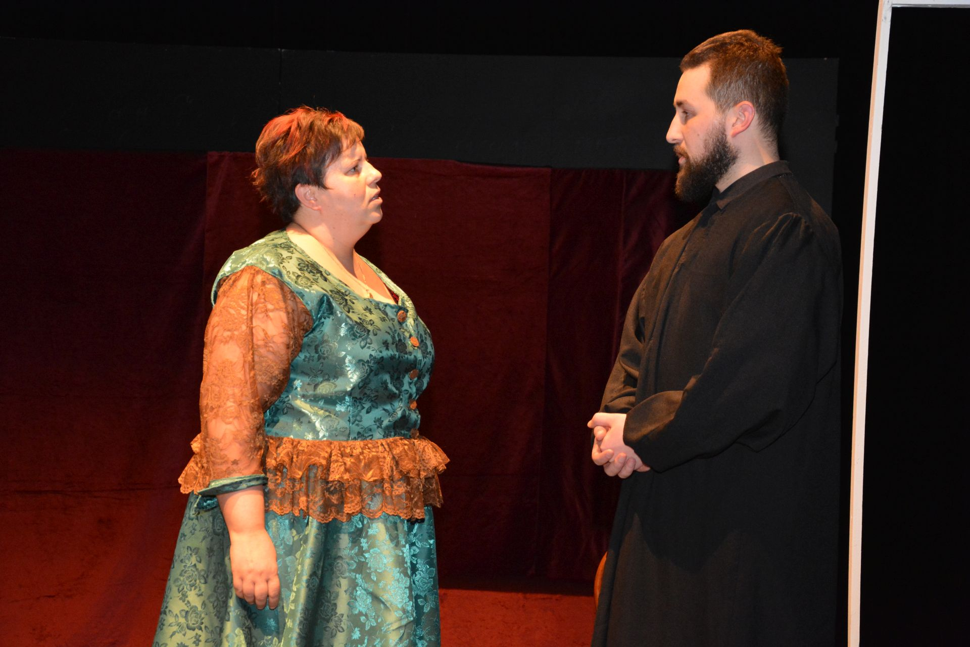 Jánoshidai Kárpit Társulat Niccoló Machiavelli: Mandragóra – komédia (Jánoshida, Jász-Nagykun-Szolnok megye