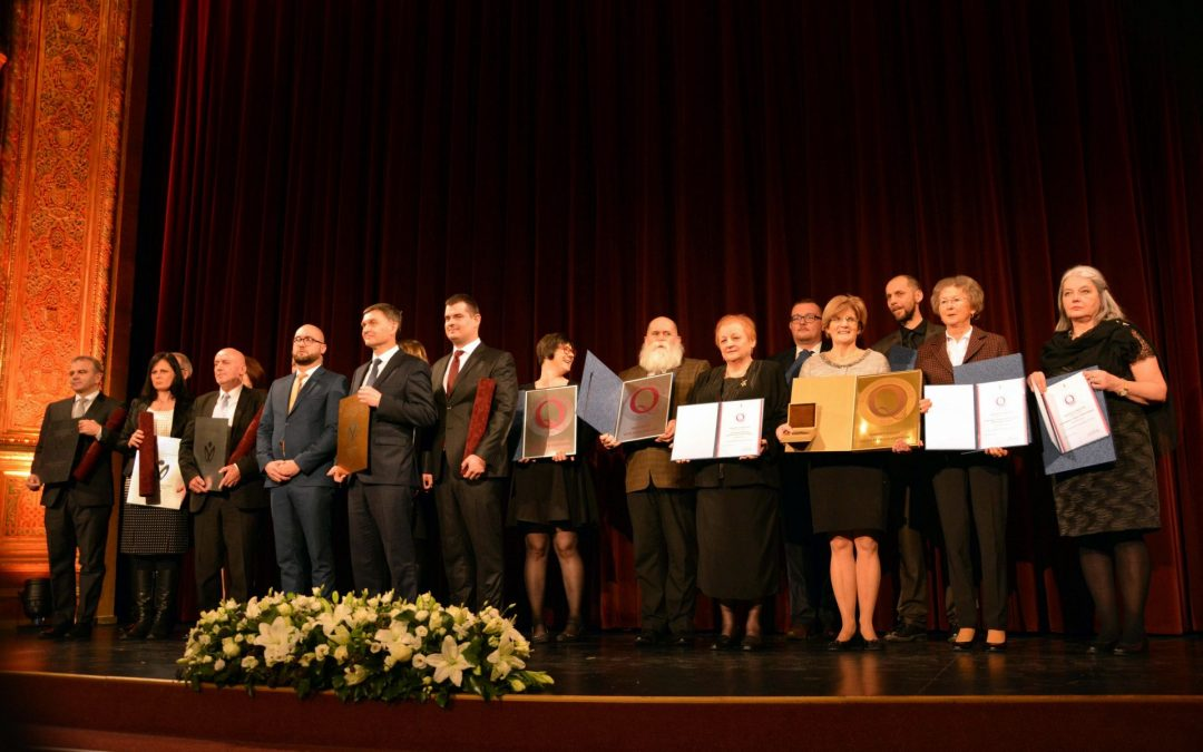 Közművelődési és könyvtári intézmények kiemelkedő munkáját ismerték el a magyar kultúra napján