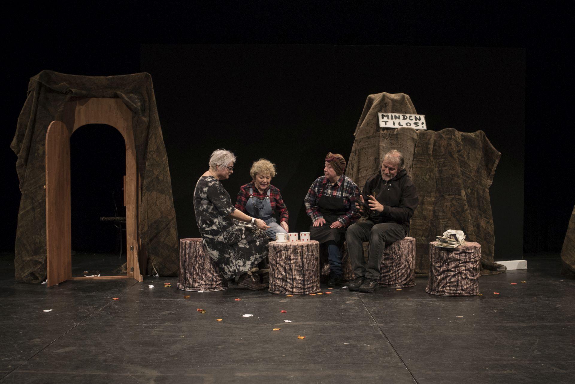 VANMA - Vancouveri Magyar Színház A félőlény – Békés Pál színdarabja alapján (Vancouver, Kanada)