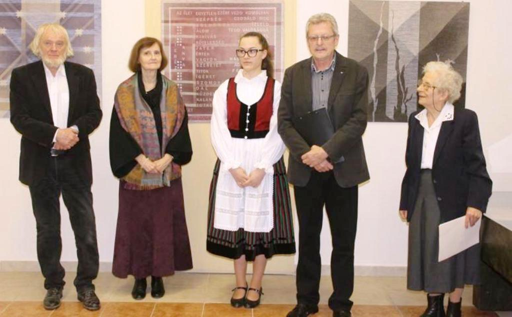 Az év első kiállítása a párkányi múzeumban