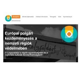 Egymillió aláírás szükséges az őshonos európai kisebbségek védelmében indult kezdeményezéshez