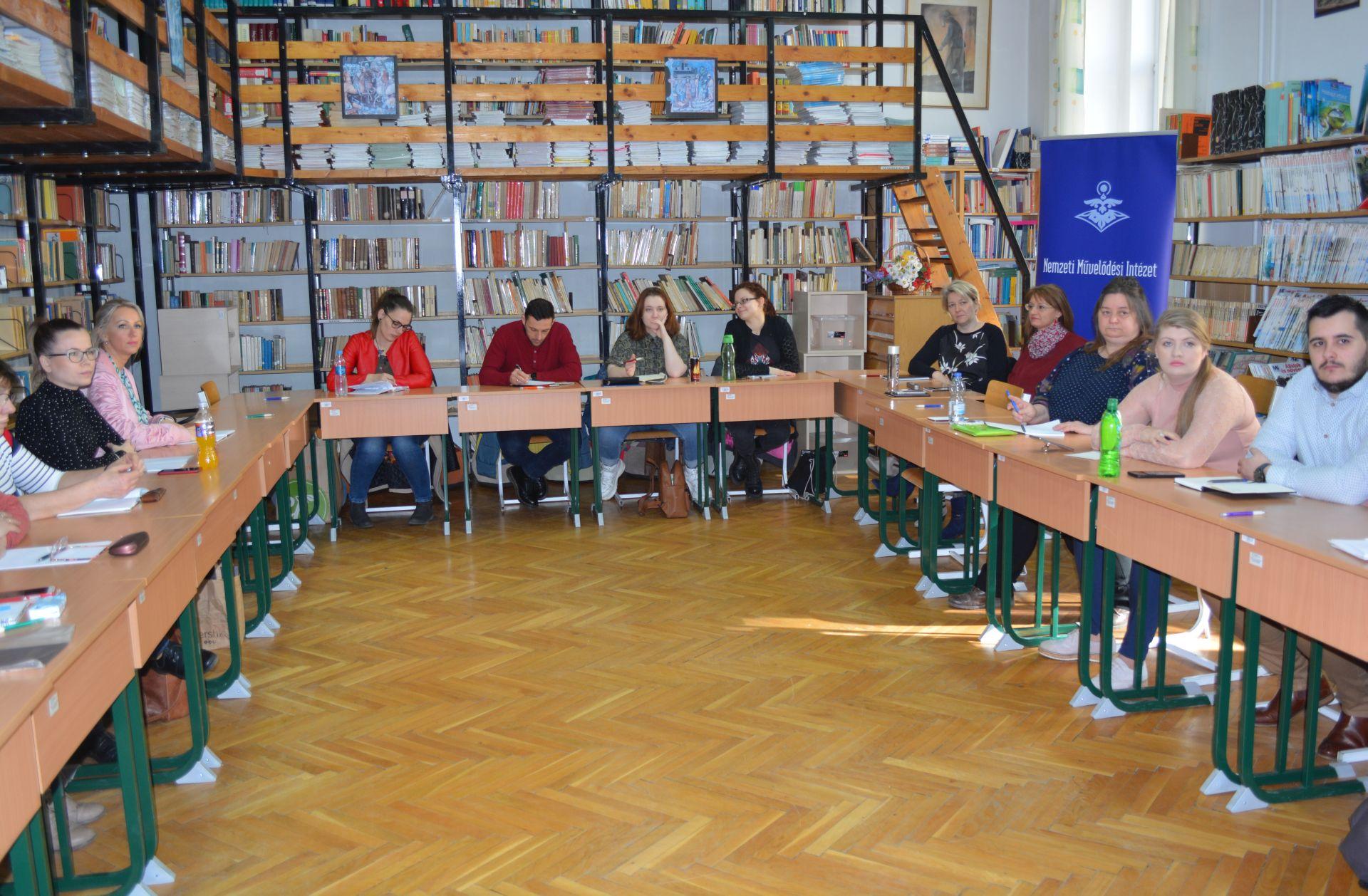 Közművelődési szakemberek képzése Győr-Moson-Sopron megyében