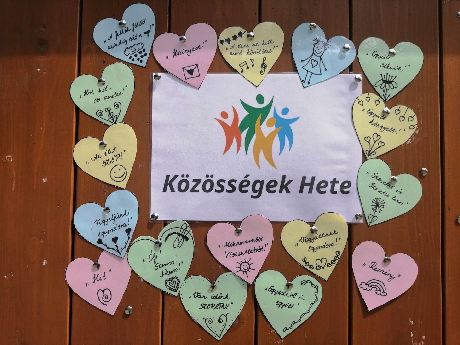 """""""ÍGY IS ÖSSZETARTOZUNK""""- Közösségek Hete virtuális eseménysorozat Pest megyében is"""
