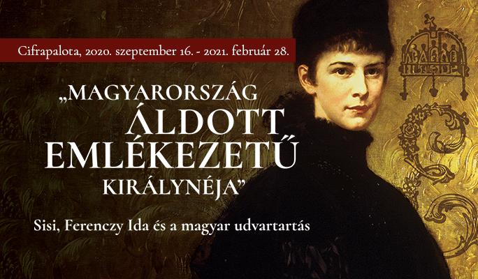 """""""Magyarország áldott emlékezetű királynéja"""" című tárlat"""