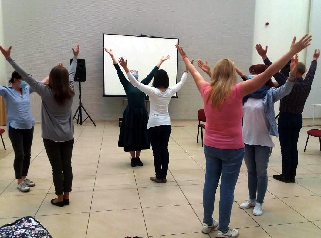 Amatőr művészeti csoportok mentorálása képzés indul minden megyében
