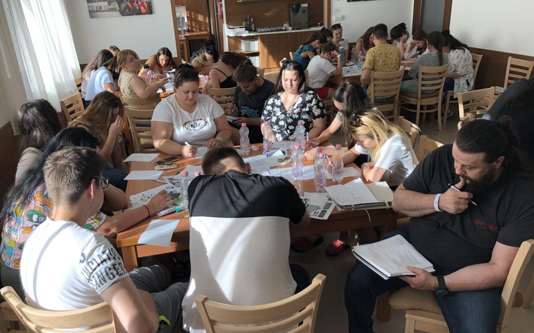 Közösségszervező tábor 2021 – idén negyedik alkalommal